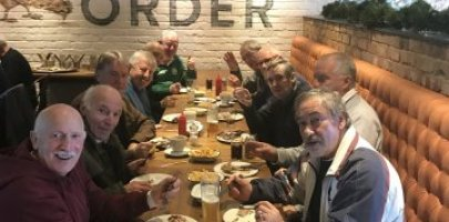 Barnet over 65 wft round robin , chicken & unlimited chip at The Pecking Order , the hive Barnet FC