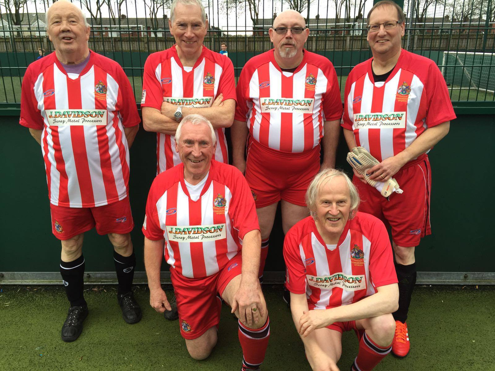 Walking Football Clubs