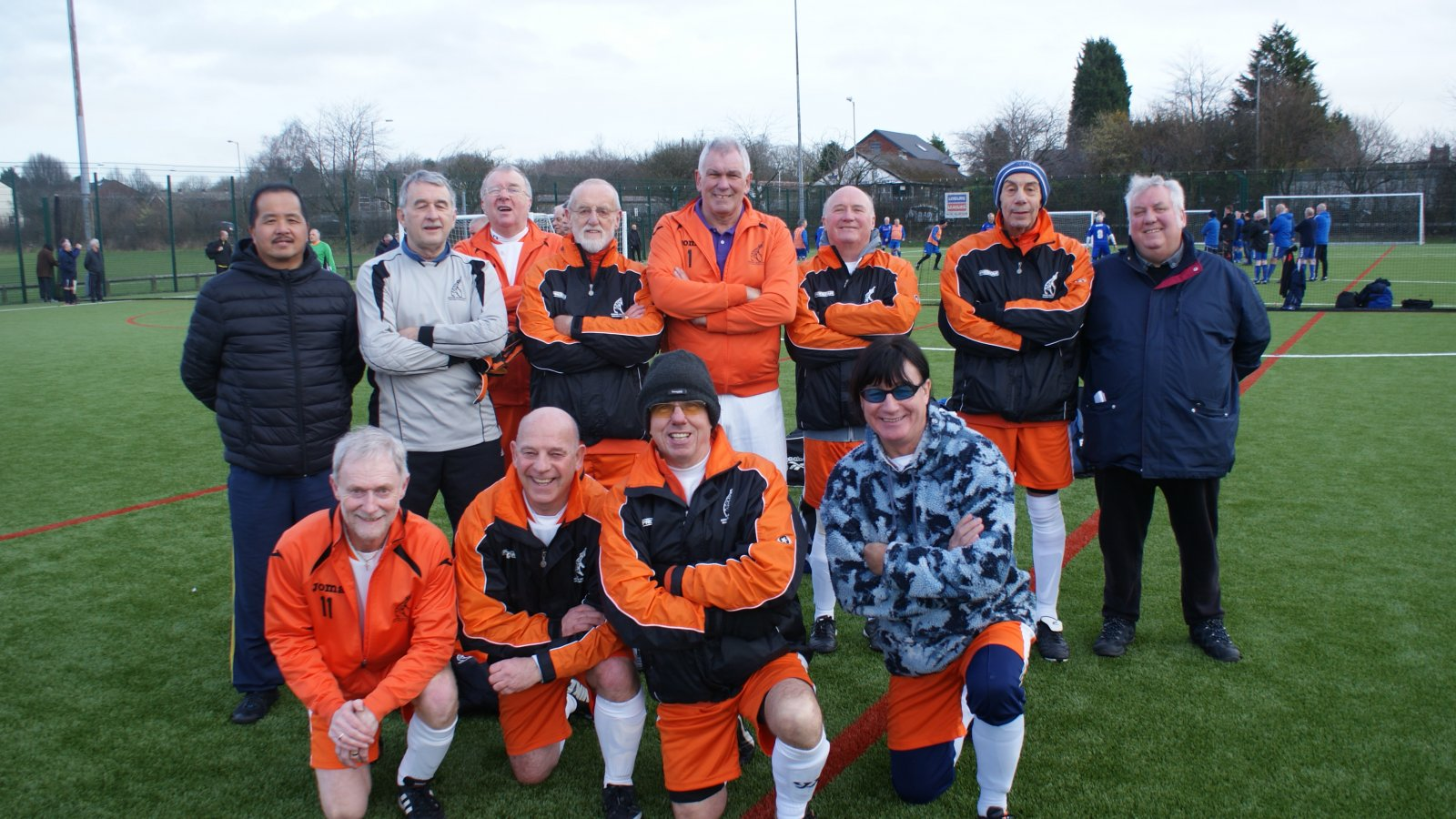 Blackpool Senior Seasiders