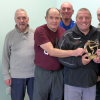Vintage Celtic, Plate winners, Greater Manchester Walking Football League Over 65's Cup Tournament November 2017