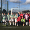 Over 65 round robin at The Hive home of Barnet WFT with guests cove and Leyton Orient